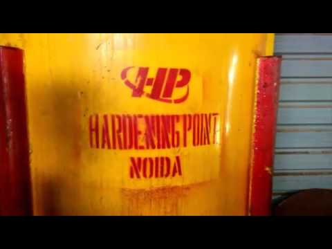 Paver Hardener Making Machine