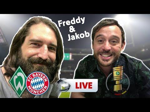 Werder Bremen - Bayern München mit Freddy und Jakob (WUMMS) | DFB-Pokal | Sportschau
