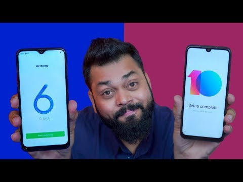 MIUI 10 Vs Color OS 6 Comparison - Which Is A Better UI??