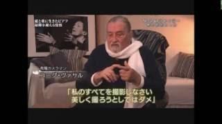 Édith Piaf pour la Télé Japon