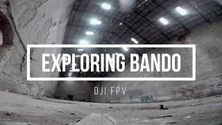 DJI At the Bando! - Freestyle DJI FPV