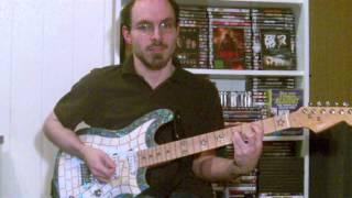 Judas Priest - Take On The World - Guitar Cover