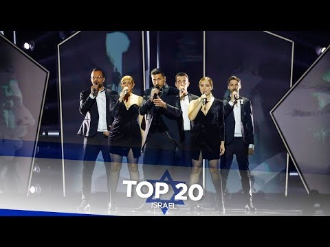 Israel in Eurovision - My Top 20 (2000-2019)