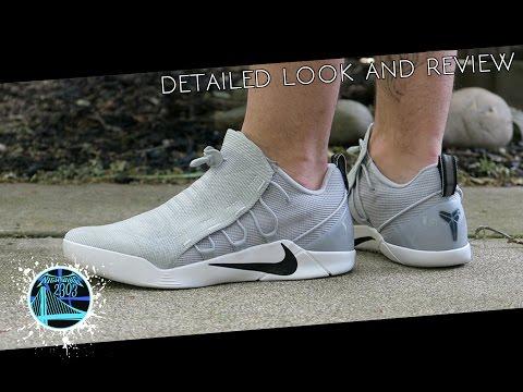 dcb382f7e6f0 SILVER-WHITE-WHITE Nike Kobe A.D. NXT - Shoes Basketball ...