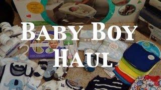 Baby Boy Haul: 36 Weeks Pregnant