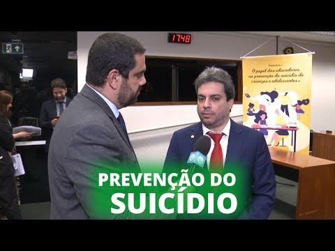 Seminário destaca o papel dos educadores na prevenção de suicídio na juventude – 04/12/19