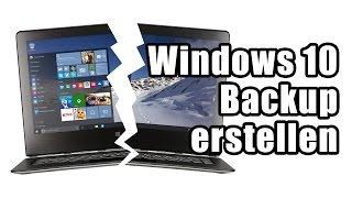 Windows-10-Backup ohne Drittsoftware - so geht's   deutsch / german