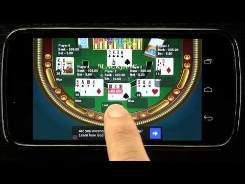 Video of Blackjack Trainer