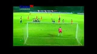Highlights Arema Cronus Vs Persija Jakarta 44 QNB League 4 April 2015