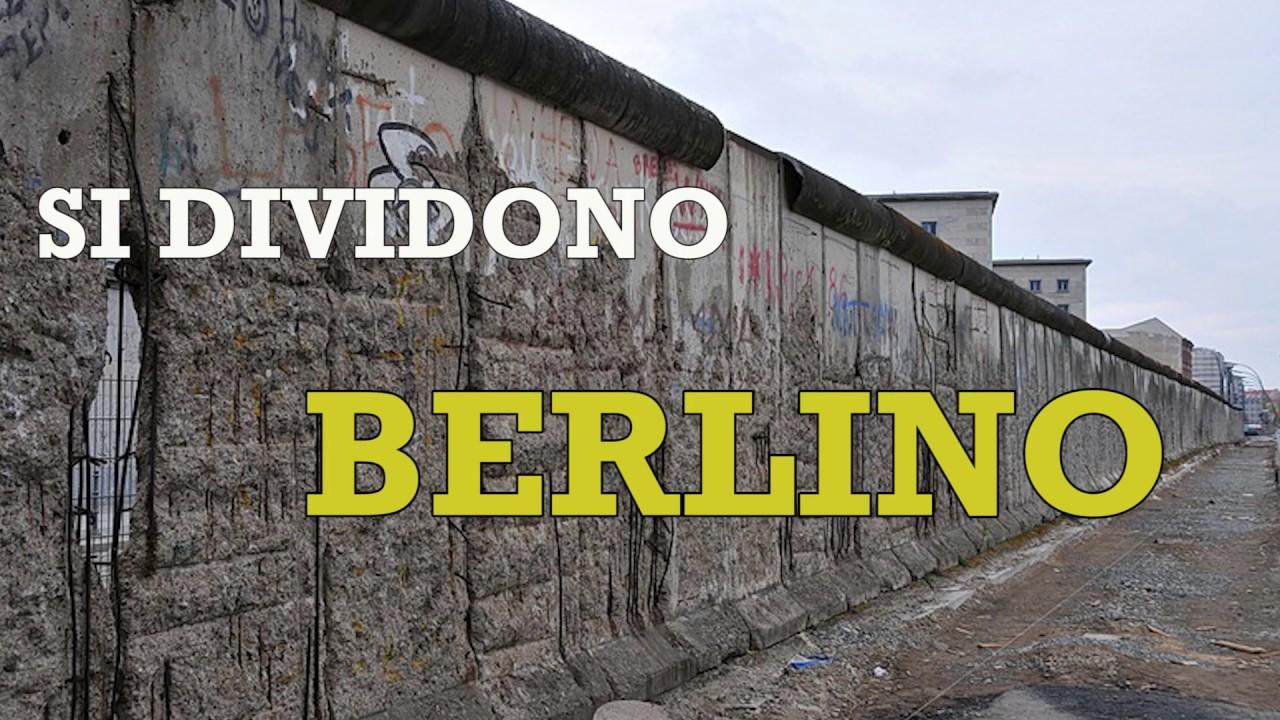 Trent'anni senza il Muro di Berlino