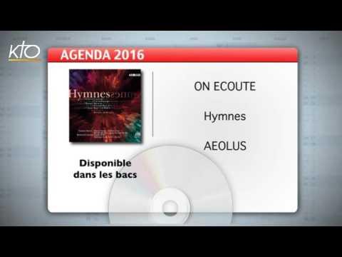 Agenda du 11 avril 2016