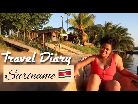 SURINAME TRAVEL DIARY 2019  Minerva Joy