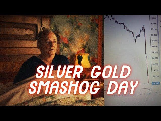 Silver & Gold Smashog Day?