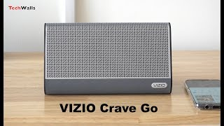 VIZIO Crave Go Wireless Speaker - Sound Test