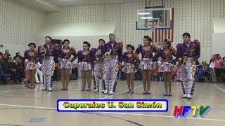 Caporales Universitarios San Simón Virginia - Reyes Unidos 2016