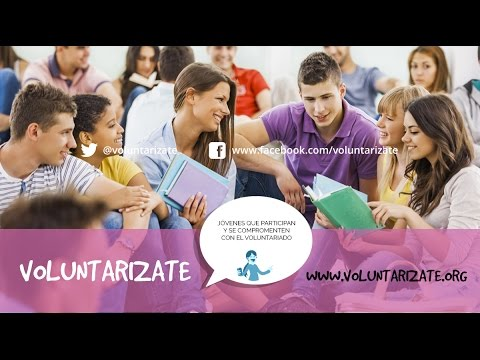 Voluntarizate: Lucía Sanchez Cano Universidad de Sevilla