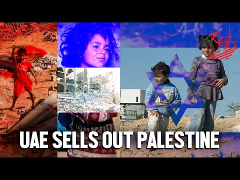 Israel bombs Gaza every day since UAE normalization announced