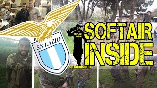 SOFTAIR INSIDE with S.S. Lazio (Felipe Anderson,Wallace,Hoedt,Leitner,Vinicius)