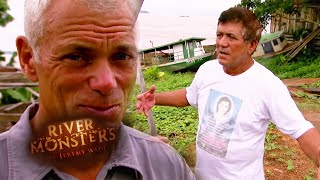 Amazon Flesh Eaters Story - River Monsters