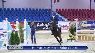 Vechta Hallenchampionat 2015 Prüfung 01 Sieger