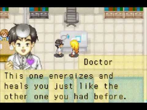 Harvest Moon: More Friends of Mineral Town Walkthrough