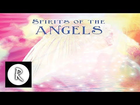 Spirits of the Angels - music album - celtic harp, zither