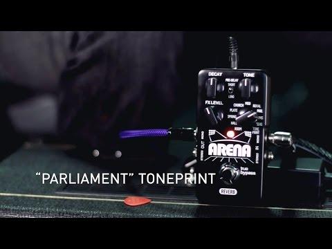 TC ELECTRONIC Arena Reverb Kytarový efekt