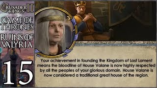 CK2 Game of Thrones: Ruins of Valyria #14 - Westeros Freezes, Summer