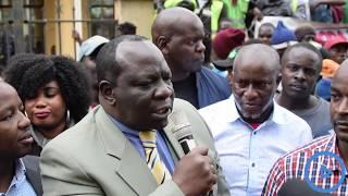 Ex-Makadara MP Ndolo lashes out at Tangatanga team over Raila insults