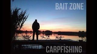 preview picture of video 'Karpiowa zasiadka - zbiornik Dębowa - Bait Zone'
