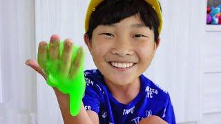 할로윈 특집 2편 예준이 집에 슬라임 액체괴물 유령 물리쳐라! 외계인 고스트 바스터즈 놀이 Kids Haunted House Slimer Ghost Busters