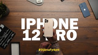 Unboxing – iPhone 12 Pro (Gold)