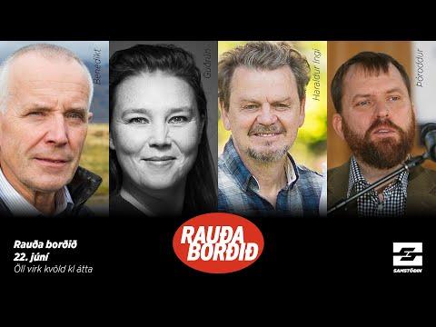 Rauða borðið: Kreppan séð frá Akureyri