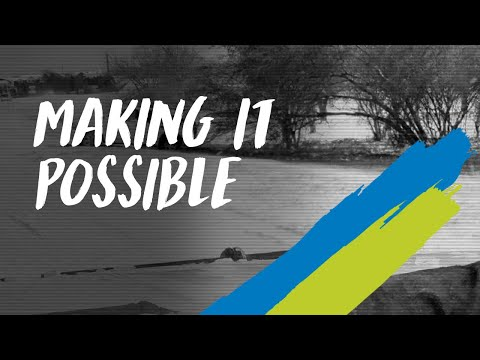 Making the Impossible Possible: Donating During Texas Storm