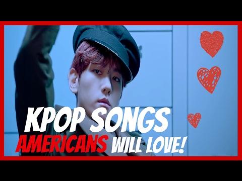 (TOP 50) KPop Songs Americans Will Love! #3