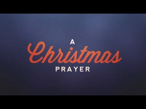 Gebet Zu Weihnachten