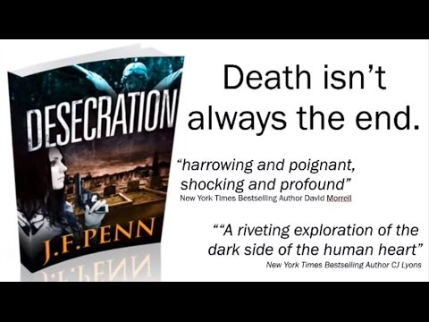 Desecration Book Trailer