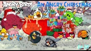 Angry Birds Show Ep28 An Angry Christmas