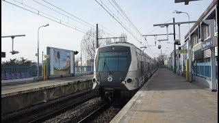 preview picture of video '[Paris] MI09+MI2N - RER A Bry-sur-Marne'