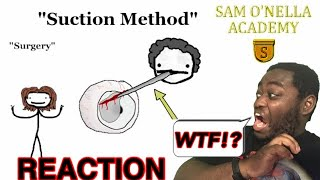 HE SUCKED OUT HIS EYE BALL JUICE! PRE-INDUSTRIAL SURGERIES SAM O'NELLA REACTIONS