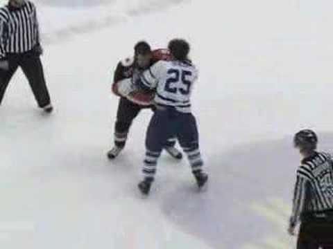 Myles Stoesz vs. Jordan Bendfeld
