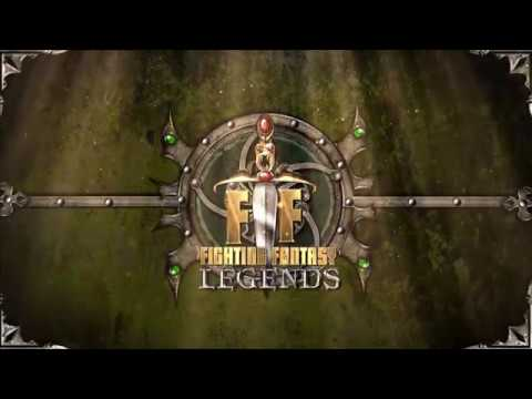 Fighting Fantasy Legends Announcement Trailer thumbnail