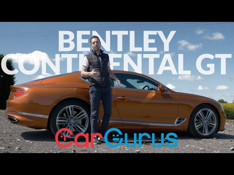 2019 Bentley Continental GT Review: Is this the world's finest grand tourer? | CarGurus UK