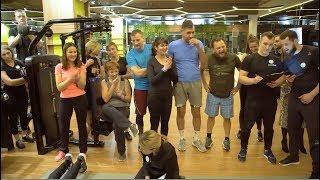 День рождения фитнес-клуба Balance sport&spa в Красноярске