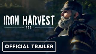 Iron Harvest: Official Saxony Campaign Trailer