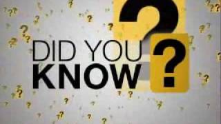 Did You Know – Information Technology Revolution