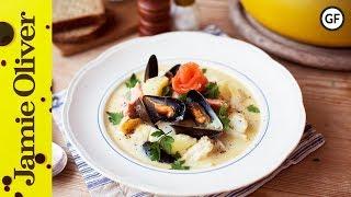 Irish Seafood Chowder   Donal Skehan