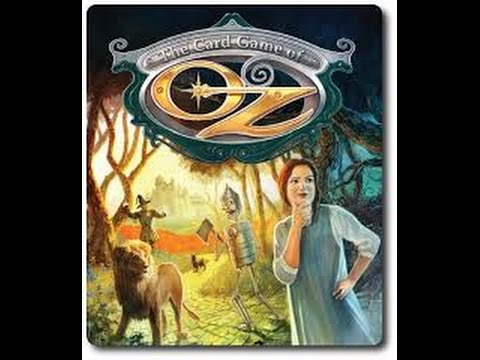 The Purge: # 875 The Card Game of Oz: Follow the Yellow Brick Road of Card Games to a story game that doesn't tell a story