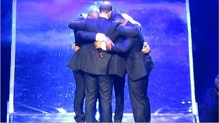 JLS - End Of The Road, Everybody In Love, Farewell Speeches [22-12-13]