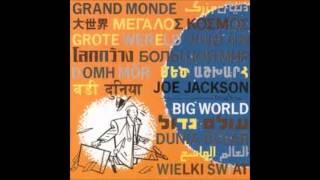 Joe Jackson- Wild West